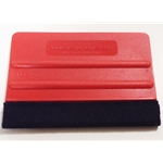 Avery Red Squeegee