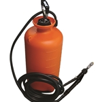 3 GALLON PUMP-UP SPRAYER WITH 13' HOSE