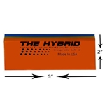 "5"" DUAL LAYER, HYBRID SQUEEGEE BLADE"