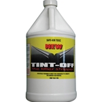 1 GAL. TINT-OFF WINDOW FILM REMOVER