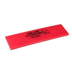 "8"" FUSION RED LINE SQUEEGEE BLADE"
