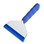 GO DOCTOR HANDLED SQUEEGEE WITH BLUE BLADE