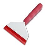 GO DOCTOR HANDLED SQUEEGEE WITH RED BLADE