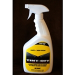 1 Qt. TINT-OFF WINDOW FILM REMOVER