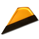 LITTLE FOOT SQUEEGEE - MANGO WITH FELT EDGE