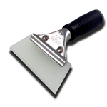 SUPER CLEAR MAX SQUEEGEE BLADE WITH INTEGRATED HANDLE