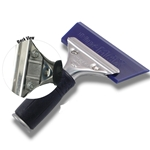 BLUE MAX SQUEEGEE BLADE WITH INTEGRATED HANDLE