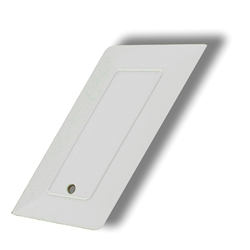 DIAMOND TIP HARD CARD - WHITE