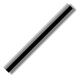 "28"" BLACK TURBO CLEANING SQUEEGEE"