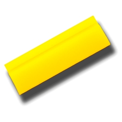 "5.5"" YELLOW TURBO INSTALLATION SQUEEGEE"