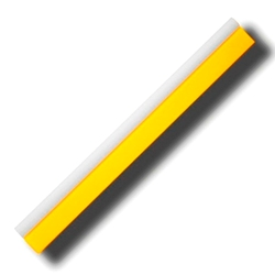 "18 1/2"" YELLOW TURBO INSTALLATION SQUEEGEE"