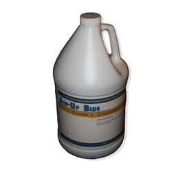 1 GALLON BLUE SLIP UP WINDOW TINT MOUNTING SOLUTION