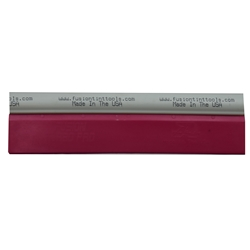 INJECTION MOLDED PINK TURBO PRO CLEANING TURBO SQUEEGEE