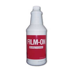 32 OZ. FILM-ON CONCENTRATED WINDOW FILM MOUNTING SOLUTION