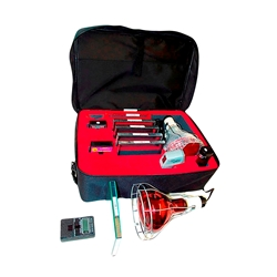 EDTM PROFESSIONAL METER DEMONSTRATION KIT WITH SOFT CASE