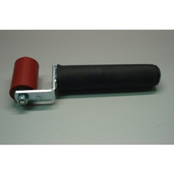 SAFETY WINDOW FILM ATTACHMENT SYSTEM ROLLER APPLICATOR