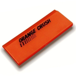 "5"" ORANGE CRUSH SQUEEGEE"